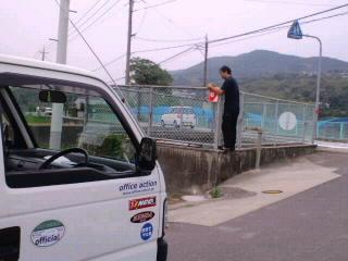 小豆島なDS作戦会議&コースマーカー準備